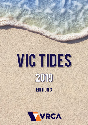 Victorian Tide Tables Vrca